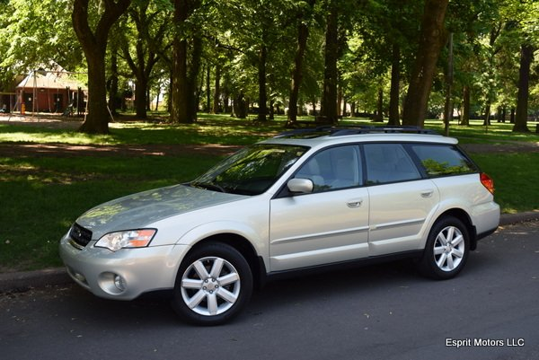 2007 Subaru Outback Limited