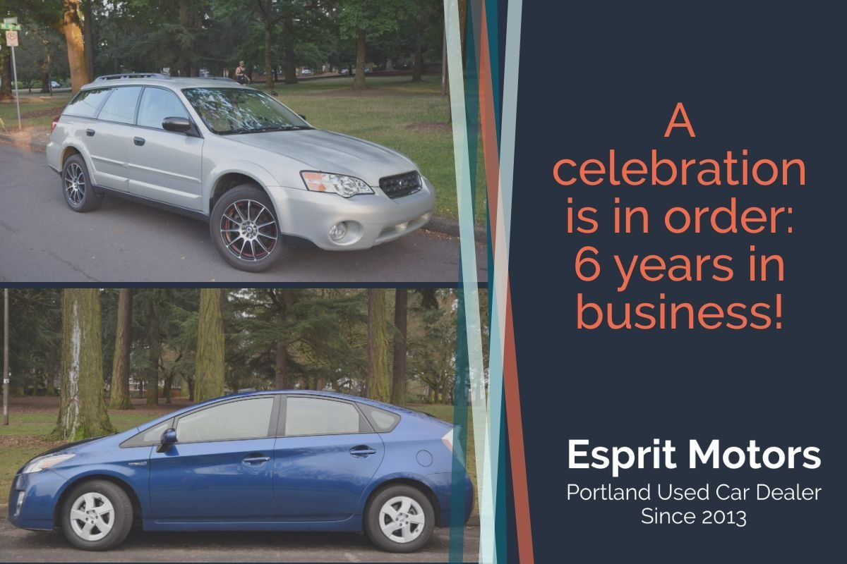 Esprit Motors celebrates six years in business